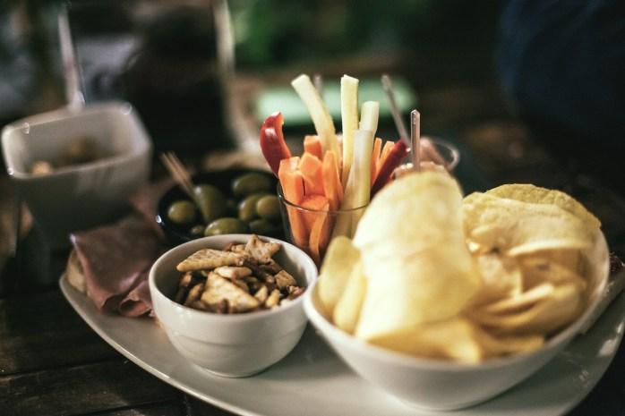 Spain's most famous snack - Tapas!