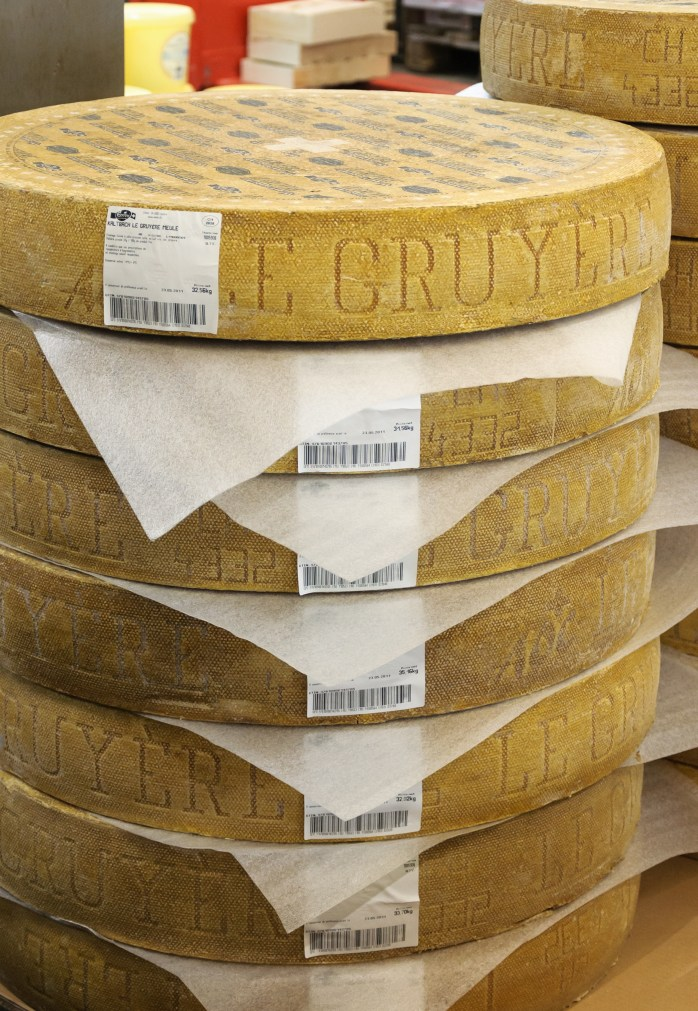 Le Gruyère Why you should visit Switzerland, and eat cheese!