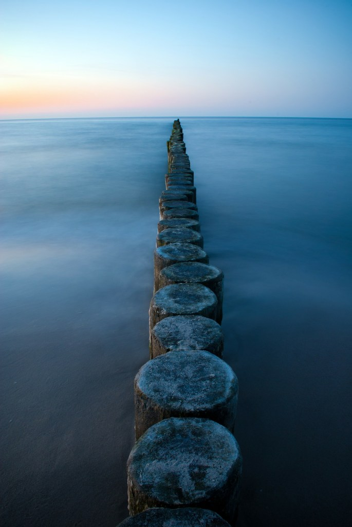 Magnificent groynes in Usedom! 51 reasons to go to the seaside. In Germany!