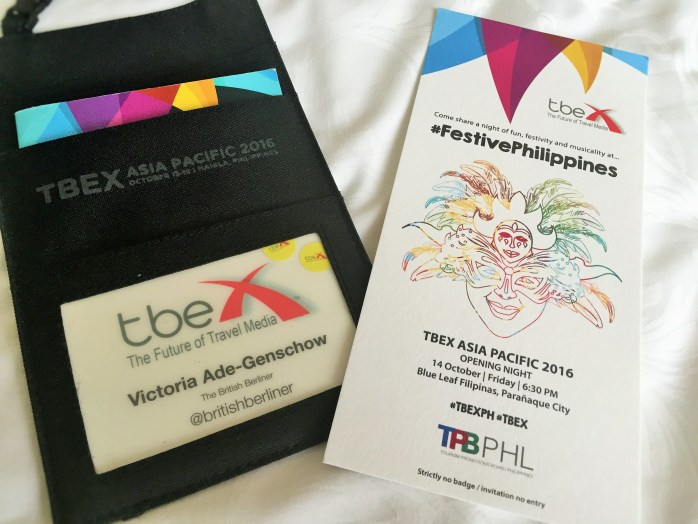I'm at TBEX - Travel Blog Exchange Asia Pacific 2016 - The future of travel Media!