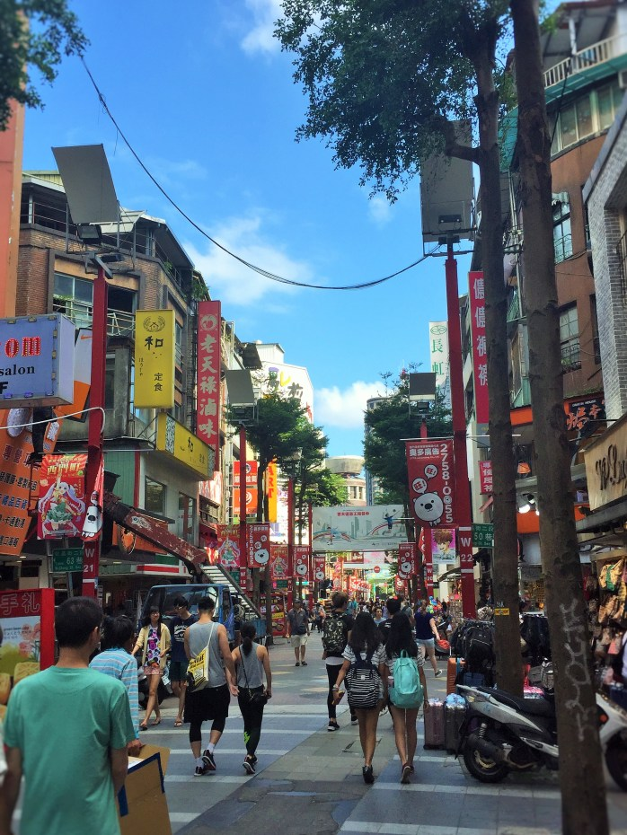 The amba Taipei Ximending hotel is within walking distance of Taiwan's youth culture!