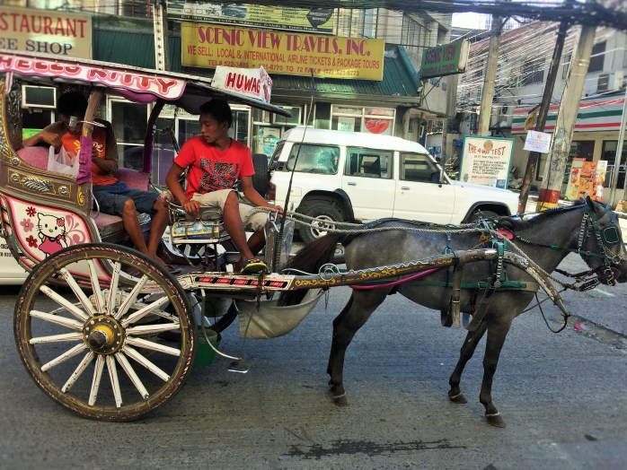 Is Manila a crime-ridden place or is it something completely different?
