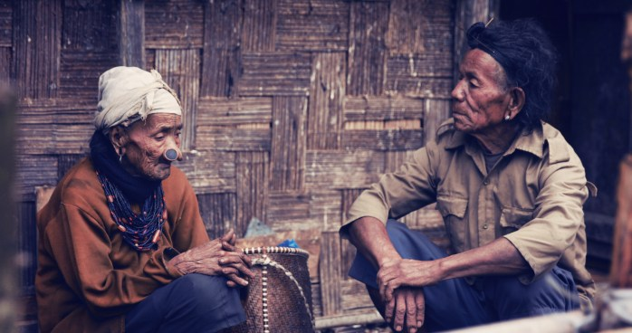 Aaba or Grandfather ©Raapchik Films Soumik Mukherjee
