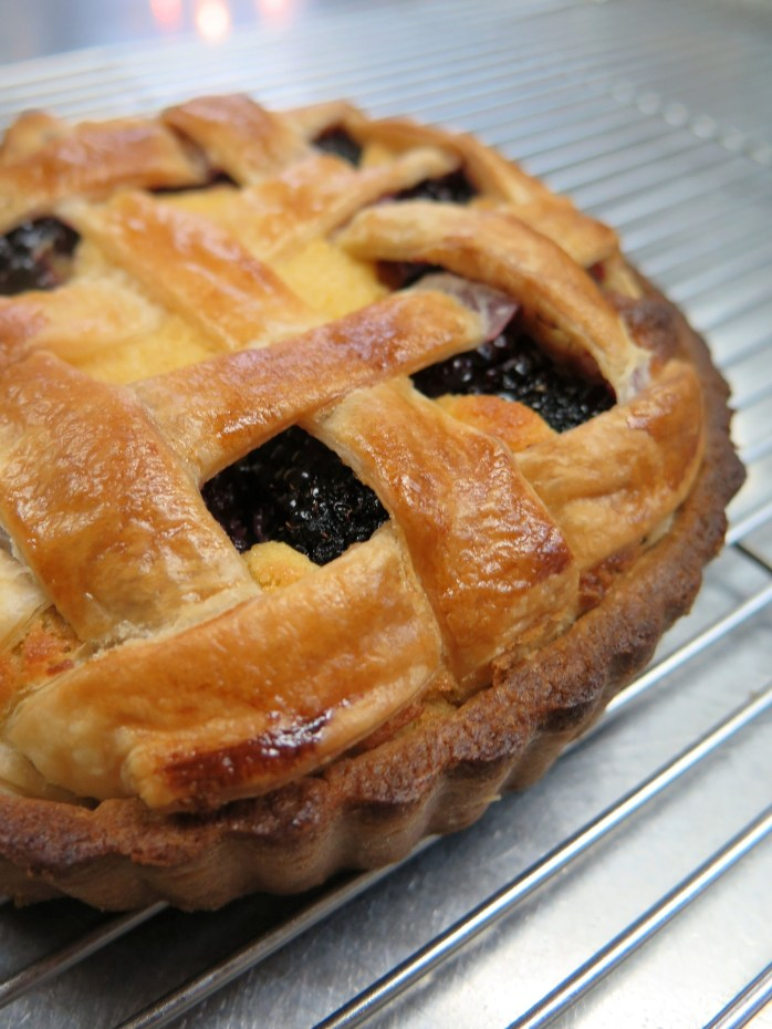 We also had a Dutch speciality known as vla or vlaai!