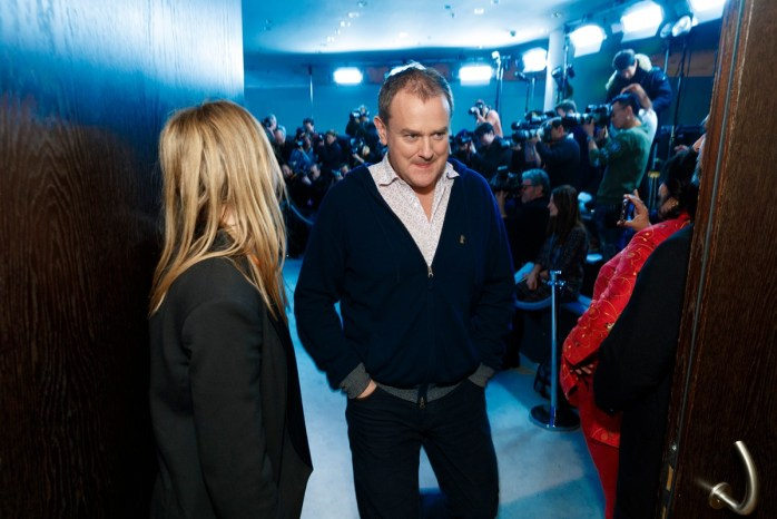 Hugh Bonneville Berlin style! ©Berlinale