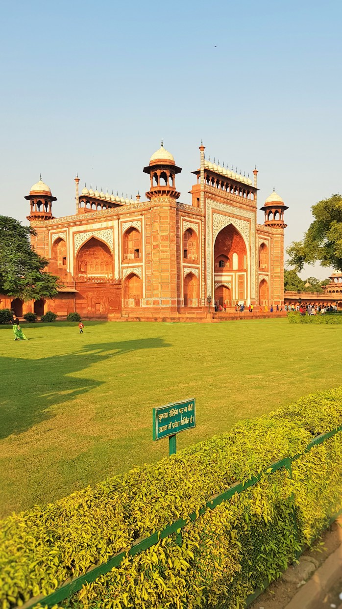 Fatehpur Sikri or Fatehpūr Sikrī in Agra, India