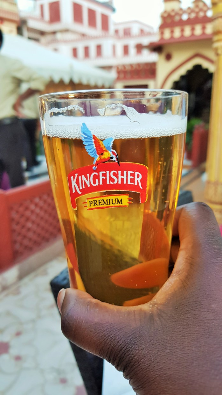 Kingfisher beer; Kingfisher Premium Beer; Kingfisher; Indian beer; beer in India; beer; Umaid Bhawan - Heritage Style Hotel; Umaid Bhawan Hotel; Umaid Bhawan; Umaid; Hertitage Style Hotel; Hertiage Hotel; Haveli Hotel; Haveli; Hotel; Umaid Bhawan Jaipur; Jaipur Hotels; Hotel in Jaipur; Indian culture; local culture; Jaipur; Pink City, Rajasthan; Land of Kings; heritage; India; Indian