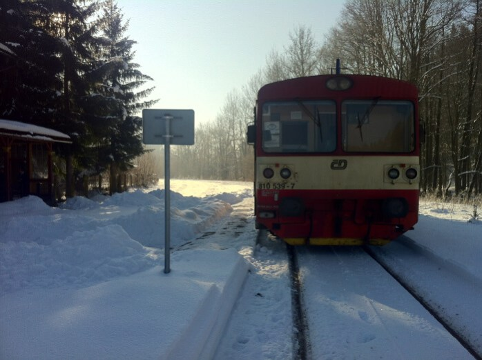 transport; Czech local train; Czech toy train; Czech winter train; transport; local train; winter train; Czech; Czech Republic; Prague; Rokytnice nad Jizerou; Rokytnice; České dráhy; České dráhy train; ČD; ČD train; how to use the train in Europe 2019: 10 tips to help you; how to use the train in Europe: 10 tips to help you; how to use the train in Europe; how to use the train in Europe 2019; how to use the train; how to use the European train; how to use Deutsche Bahn; how to use the European railway; how to use the railway; how to use the German train; how to use the Polish train; how to use the Hungarian train; how to use the French train; how to use the Czech train; how to use the Spanish train; how to use the UK train; how to use British trains; how to use trains in the UK; how to use trains in Britain; how to buy train tickets; how to buy train tickets on European trains; how to buy train tickets in Europe; how to get on the train; 10 tips to help you; tips to help you, a train guide; a railway guide; a European train guide; a European railway guide; taking the train in Europe; train station; station; railway; European train; train; trains in Europe; European railway; at the railway; long train journey; train travel; travel by train; travel; European; Europe;