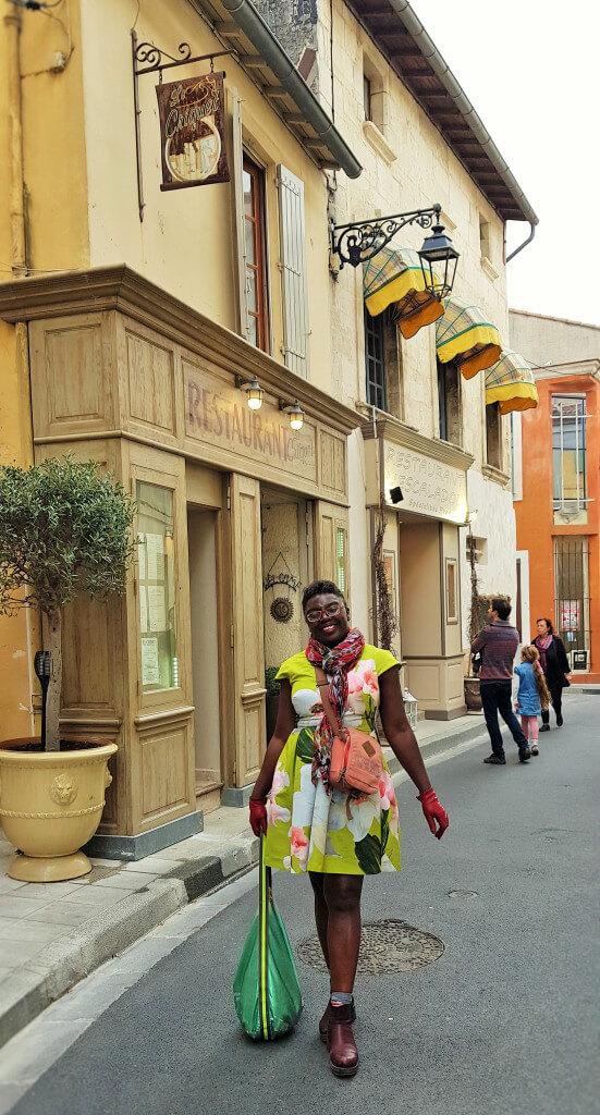 Restaurant Le Criquet in Arles; Restaurant Le Criquet, Arles; Restaurant Le Criquet; Le Criquet; Restaurant, Arles; Provence; France; Europe; travel