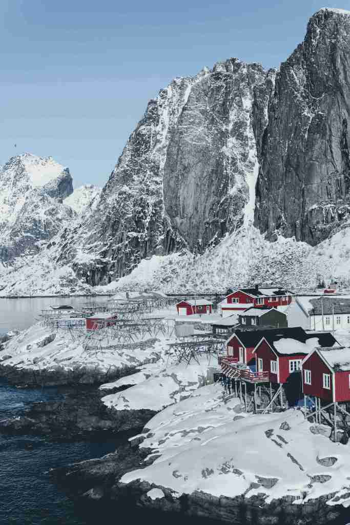 Hamnøy; Norewgian huts; Norway; Norwegian; Nordic; Europe; family travel; travel;