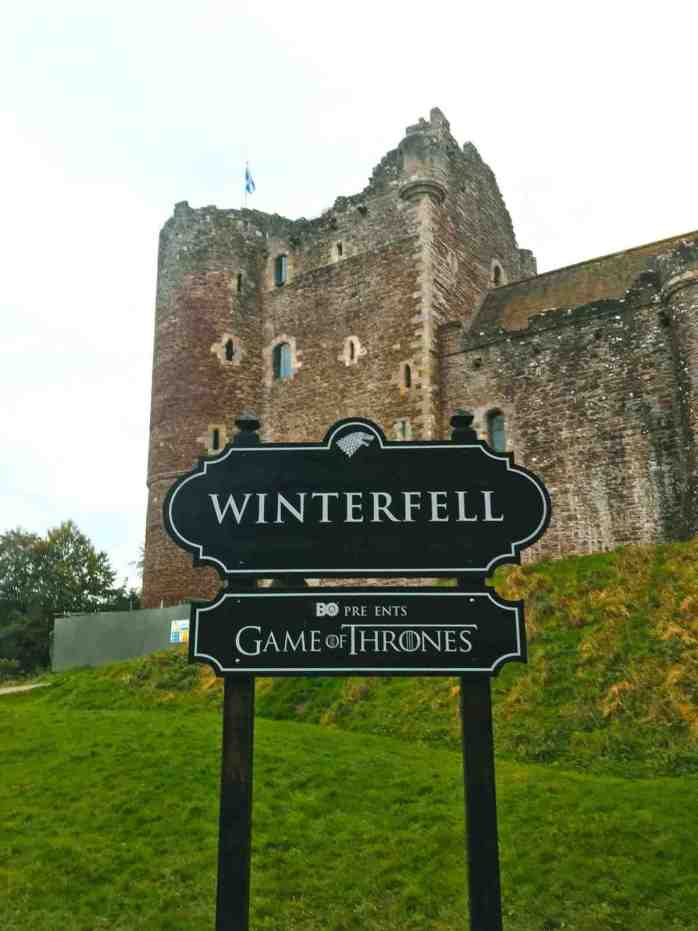 Winterfell; castle; Irish castle; Game of Thrones; GoT; Thrones; For the Throne; Northern Ireland; TV show; TV series; Europe;