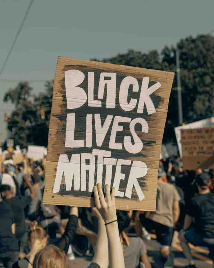 racism in America; racism; black lives matter; black lives; black people; people of colour; non-white people; prejudice; discrimination; intolerance; stop killing us; black empowerment; black pride; America; march; protest; demonstration; all races; unity; racial injustice ;blm; tolerance; peace;