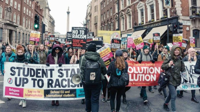 Stand Up to Racism in the UK; Stand Up to Racism in Britain; Stand Up to racism; Stand Up; racism in the UK; racism in Britain; UK racism; British racism; racism in Europe; racism; black lives matter; black lives; black people; people of colour; non-white people; prejudice; discrimination; intolerance; stop killing us; black empowerment; black pride; the UK; UK; GB; England; Scotland; Wales; Northern Ireland; Europe; London; Southampton; Bristol; Manchester; Birmingham; Edinburgh; Cardiff; Belfast; march; protest; demonstration; all races; unity; racial injustice; blm; tolerance; peace;