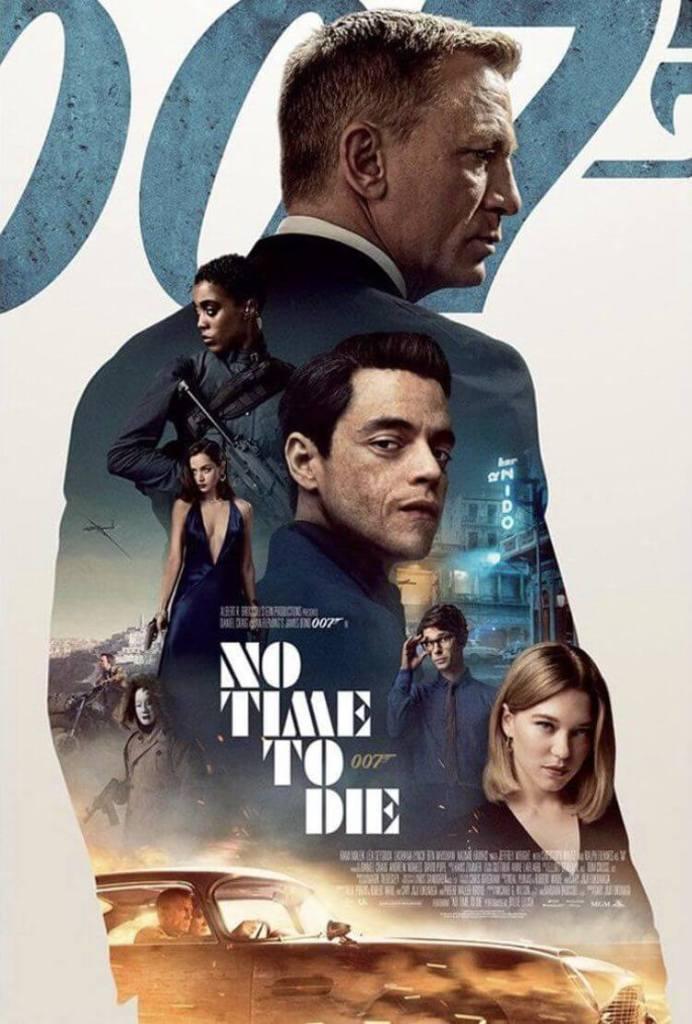 James Bond; 007; Daniel Craig: No Time to Die; Bond; Licence to KIll; Daniel Craig as James Bond; James Bond No Time to Die; James Bond film; James Bond movie; spy; film; movie;