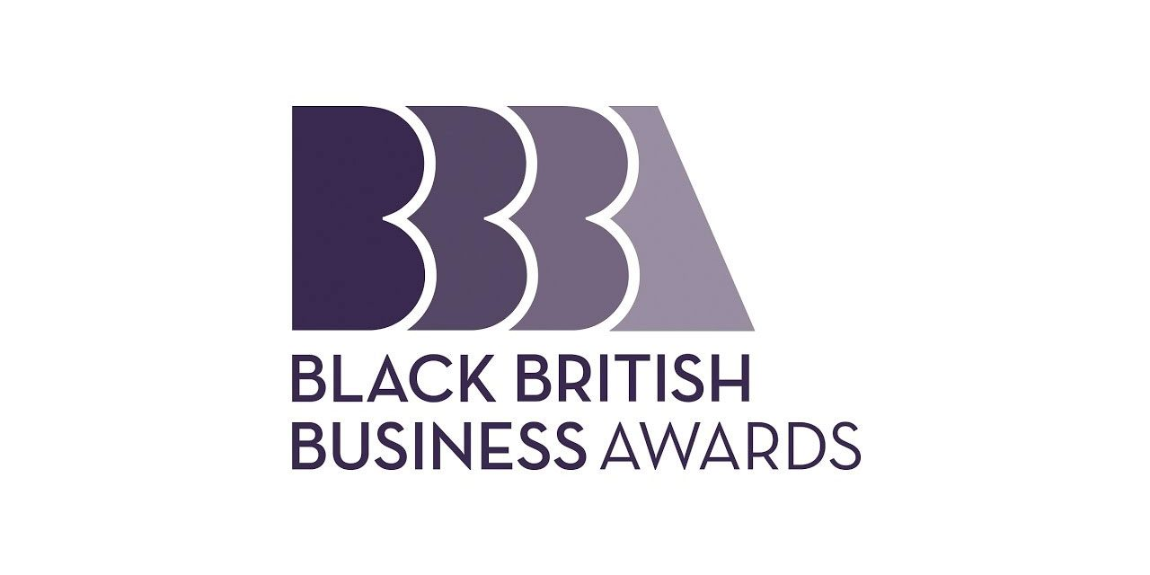 Image result for black british business awards logo