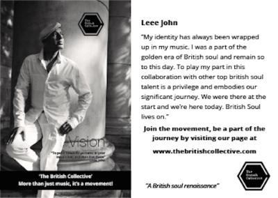 British Collective Leee John Vision