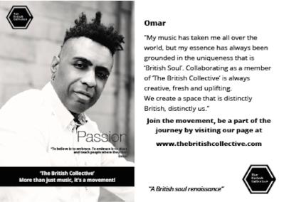 British Collective Omar Passion