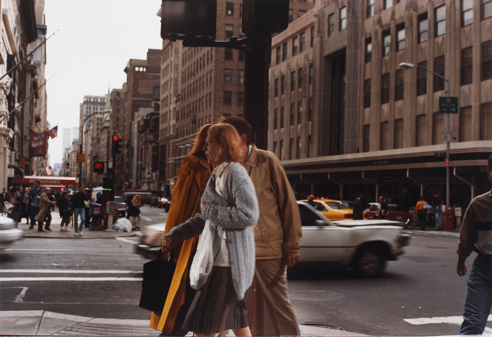 New York - Philip‐Lorca DiCorcia