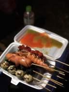 streetfood at the surrouding area of Dalat Market