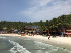 bars at koh rong main island