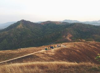 Ta Nang - Phan Dung, one of the most beautiful routes for a Vietnam trekking
