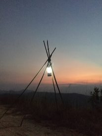 lantern-twilight-night-mountain-tanang-phandung-thebroadlife-trekking-travel-camping