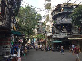 Hanoi old town
