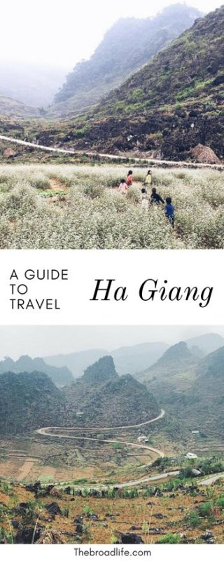 A Guide to Travel Ha Giang - The Broad Life