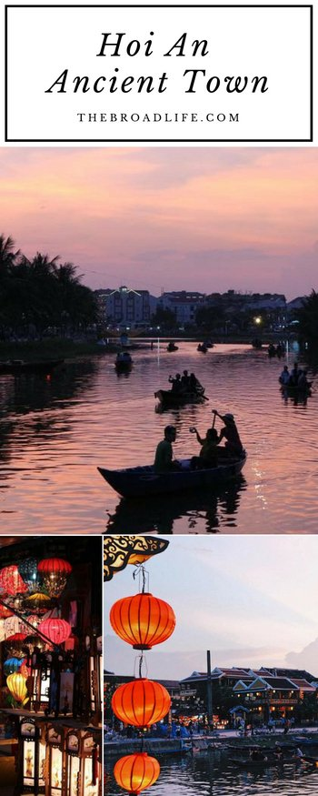 How to Travel Hoi An Ancient Town