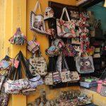 handbags souvenir sold at Hoi An Ancient Town