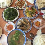 lunch-rice-fish-vegetable-seafood-culaoxanh-quynhon-binhdinh-thebroadlife-travel-vietnam