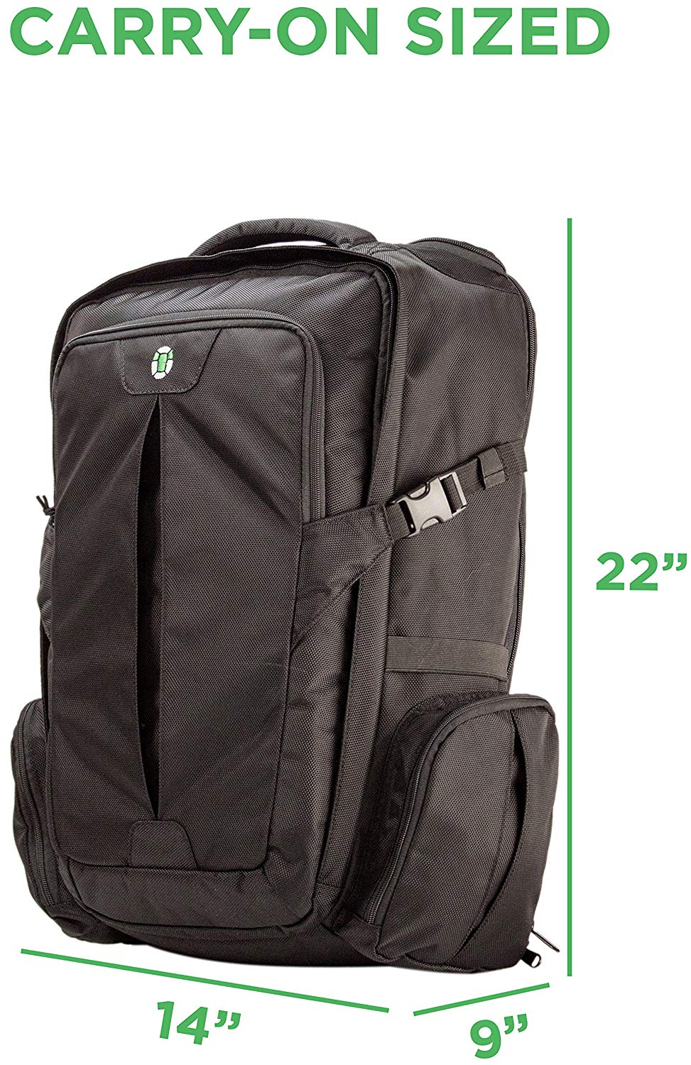 a31dedaa03 Travel Backpack  The Best 5 Choices In 2018