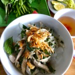 Banh Uot Long Ga - The Broad Life reviews Saigon Food