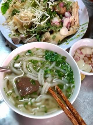 Bánh Canh, Vietnamese Thick Noodle Soup, saigon food, vietnam