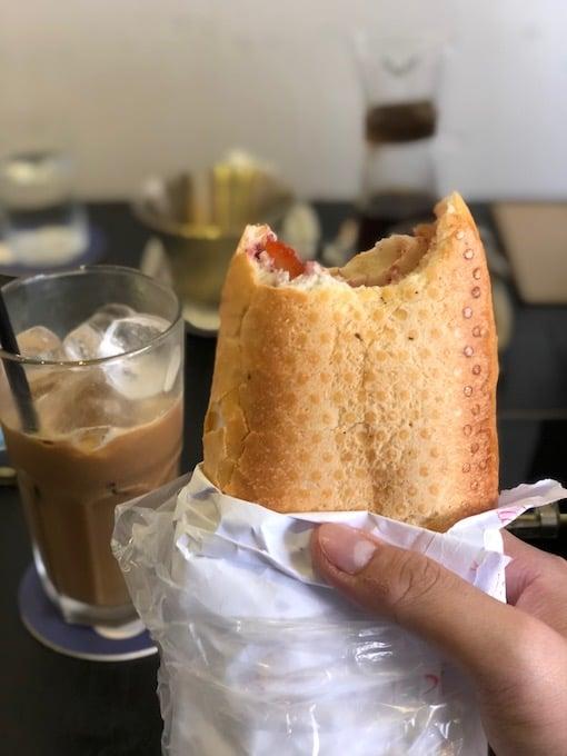 Bánh Mì Việt Nam, Saigon food, Vietnamese Cuisine