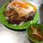 Cơm Tấm Ba Ghiền, Saigon food, Vietnam