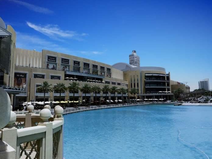 Dubai Attractions - Dubai Mall