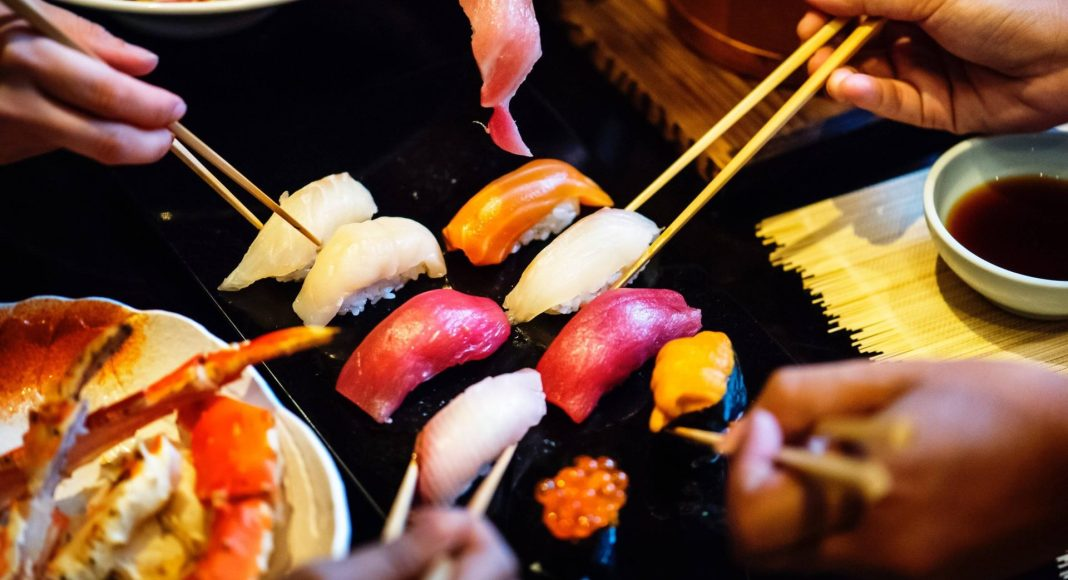 The Broad Life's cover photo of Japanese cuisine post