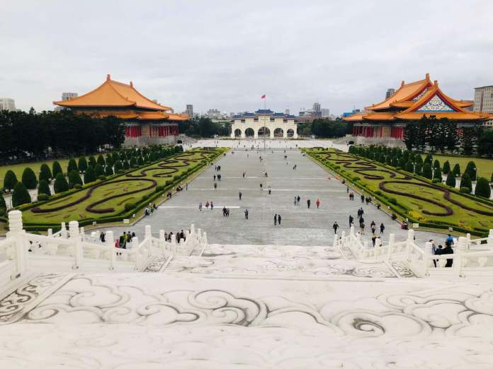 National Chiang Kai-shek Memorial Hall, Taipei, Taiwan