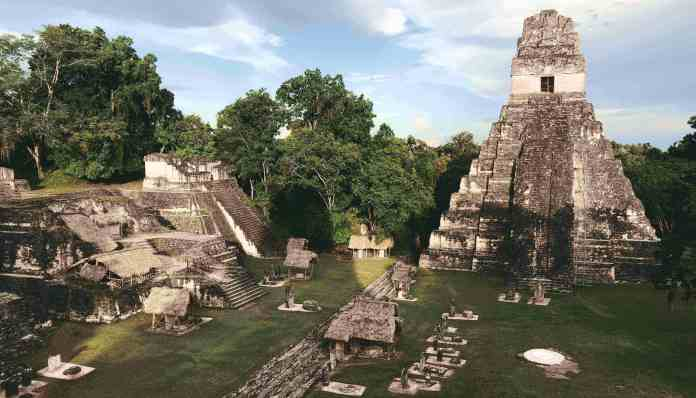 Guatemala is famous with the architecture and temples of the Mayans