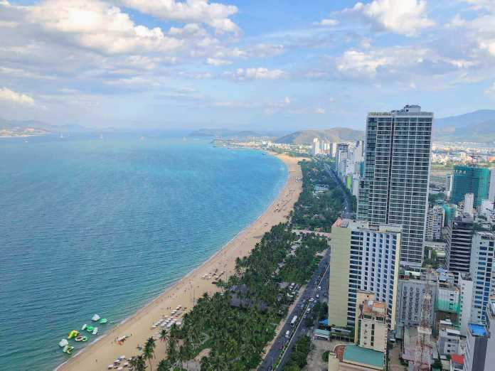 Nha Trang city - one of the travel destinations in 2020