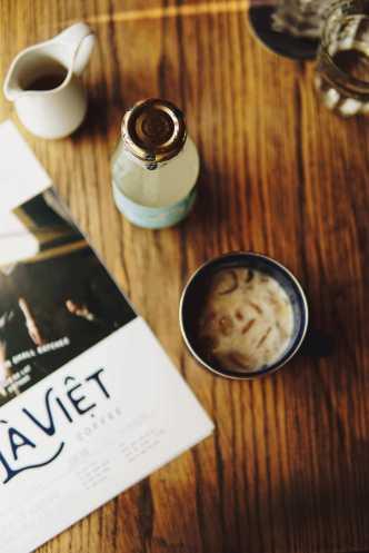 La Viet is one of the best coffee shops in Saigon