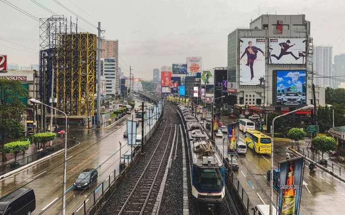 EDSA, Mandaluyong, Manila in the Philippines 7 days itinerary