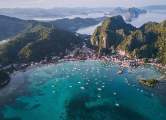 Philippines 7 days itinerary to manila and el nido
