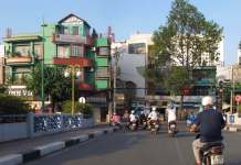 tan binh district & binh tan district in ho chi minh city