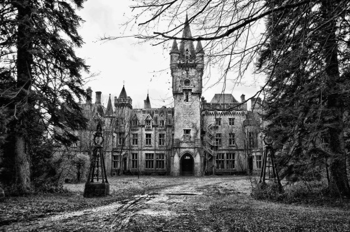 Miranda Castle - one of the most abandoned castles in the world