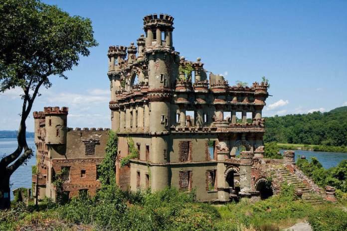 bannerman's castle abandoned