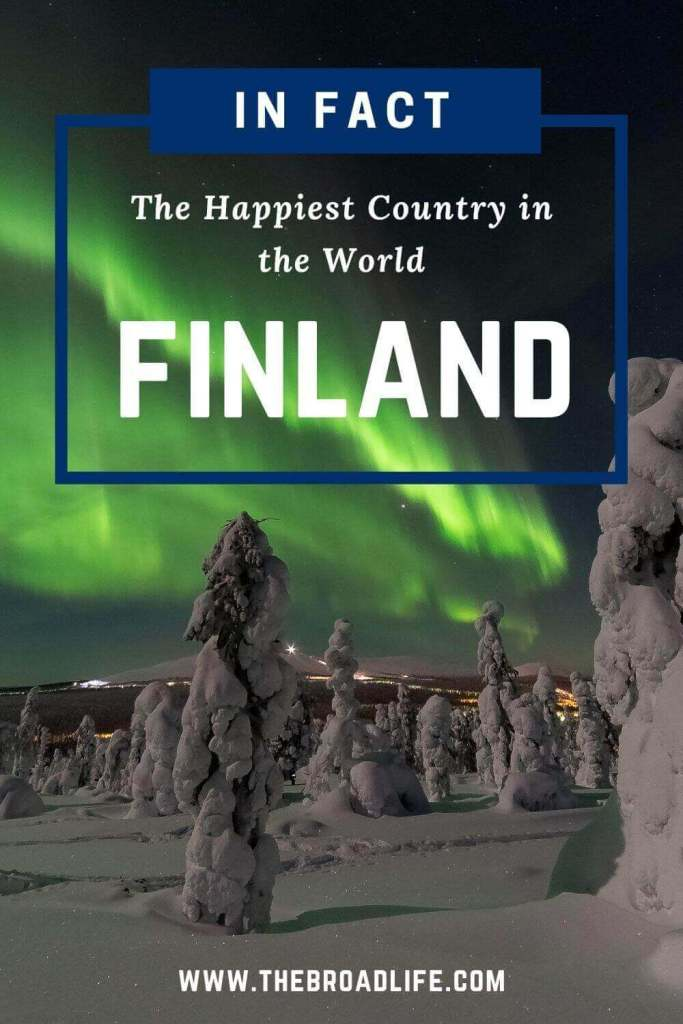 Finland the happiest country in the world - the broad life's pinterest board