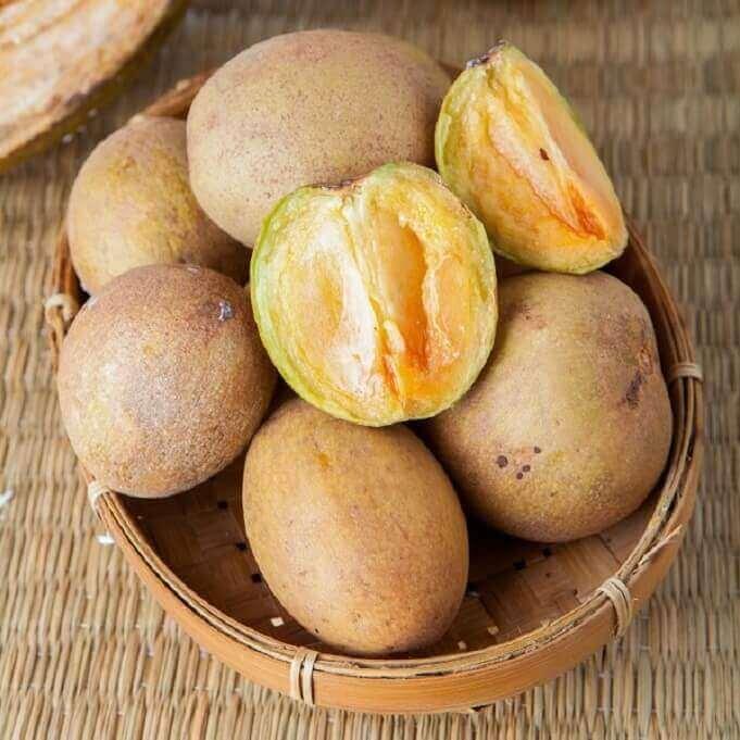 sapodilla for sale or sapoche in Vietnamese