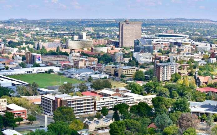 Bloemfontein - The Judicial Capital